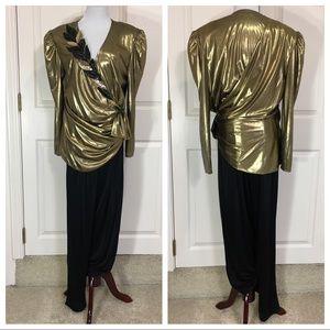 Filigree vintage jumpsuit